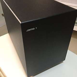 Jamo SUB200 Subwoofer And A10 Center Speaker