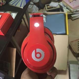 Bluetooth Beats Headset