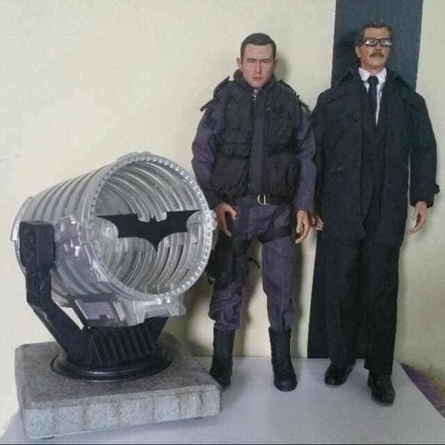 1/6 Scale Batman Kitbash