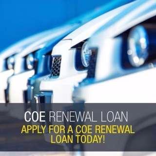 COE Reloan Service (INT As LOW As 2.98%)