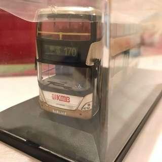 1:76 紳佳歐盟第四代環保巴士模型 (全球限量1800部)