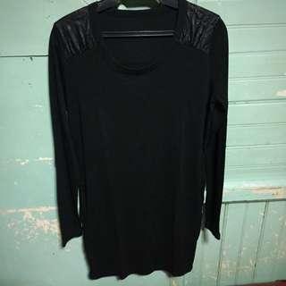 Long Sleeve Black (long)