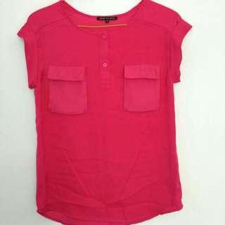 Body&Soul Pink Blouse