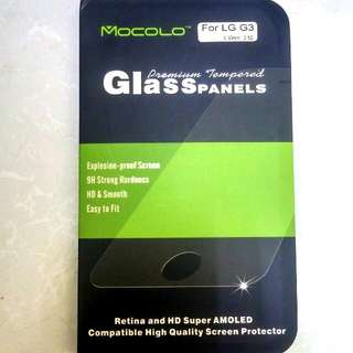 LG G3 Mocolo Tempered Glass Screen Protector