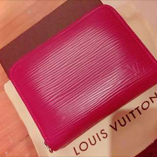 LV Epi Coin Purse
