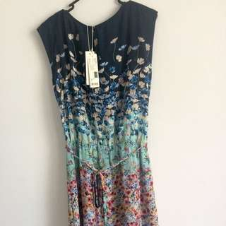 Esprit floral printed dress