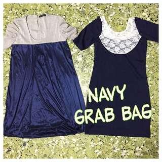 NAVY Grab Bag (2 Dresses)