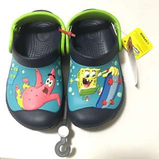 Original Crocs Spongebob