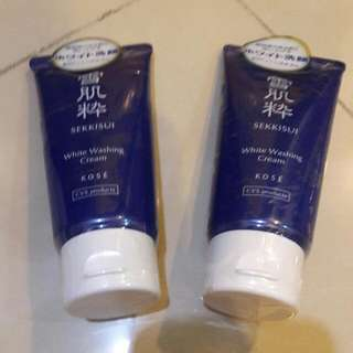 Kose Cleanser