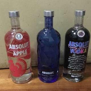 Absolut Trio - Not Empty