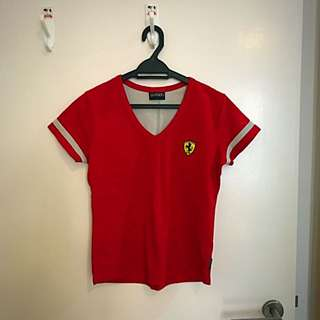 Original Ferrari T Shirt