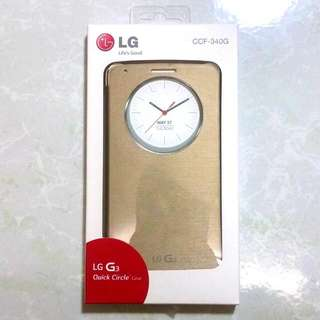 Authentic LG Quick Circle Case (For Lg G3 D855 Only)