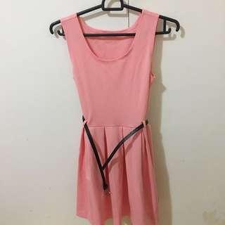 Korea Brand Baby Pink Dress
