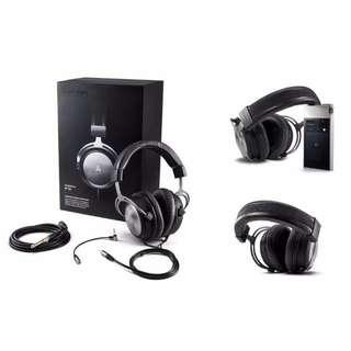 Astell & Kern AK T5p Balanced Close Back Headphones with Tesla Drivers by Beyerdynamic