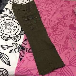 Celana Army Size 30