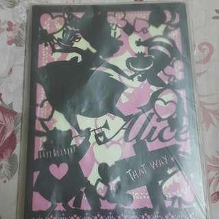 日本愛麗絲年曆