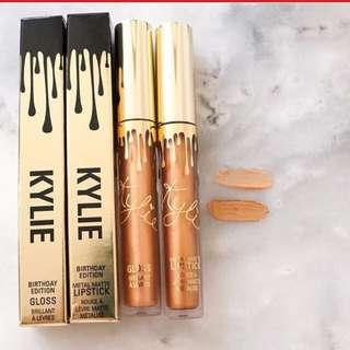 "Kylie Cosmetics Birthday Edition Metal Matte ""Lord"""