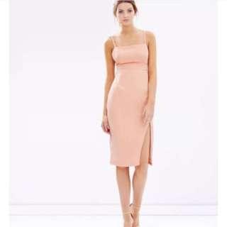 Pasduchas Sabine Split Midi Dress