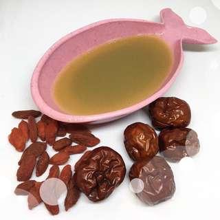 鱻熬御膳 枸杞紅棗鯽魚湯;副食品;高蛋白,營養價值高;古法熬製