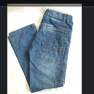 Authentic Bossini Slim Denim Pants for Boys