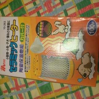 日本ms.pet 保溫燈