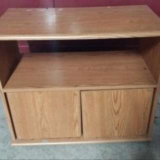 TV Wood Stand