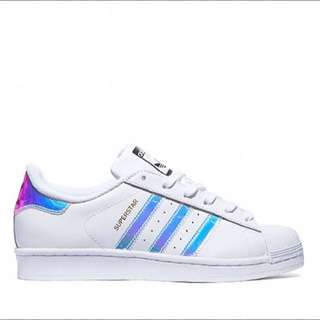 [PO] Adidas Superstar Iridescent