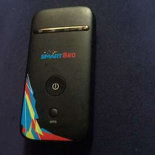 SMART BRO POCKET WIFI