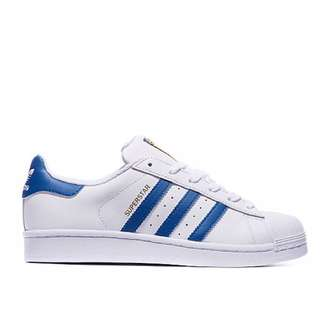[PO] Adidas Superstar White Gold