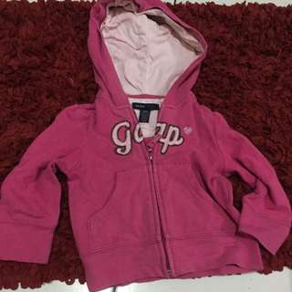 GAP Toddler Hoodie Jacket