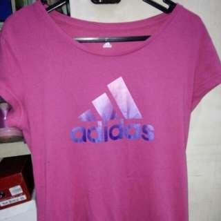 Adidas Teeshirt M Size