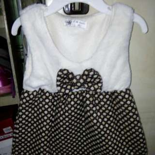 Baby Dress Fits 1 To 2yrs Old