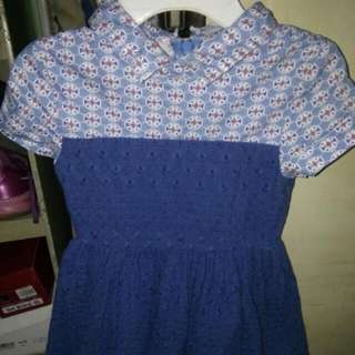 Baby Dress Gingersnaps Fits 8mos To 2yrs Old