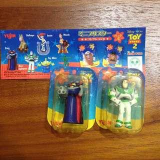 玩具總動員2 扭蛋 札克天王 巴斯光年