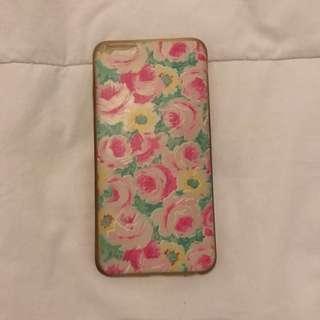 Flowery Casing (Iphone 6 Plus)