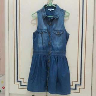 Denim Dress / Jeans Dress