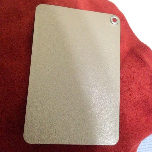 悠遊卡票夾名片大小