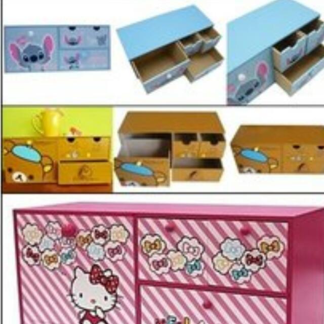 【徵求】類似桌上置物盒   換物