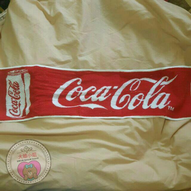 可口可樂 運動毛巾