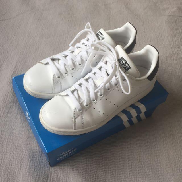 ADIDAS Stan Smith White/Navy Shoes