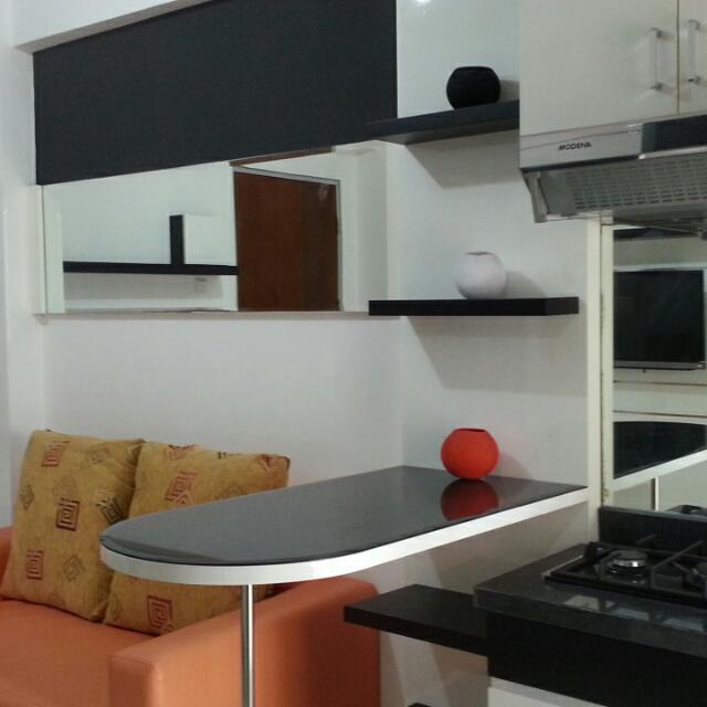 Apartemen Gunawangsa Manyar 2br