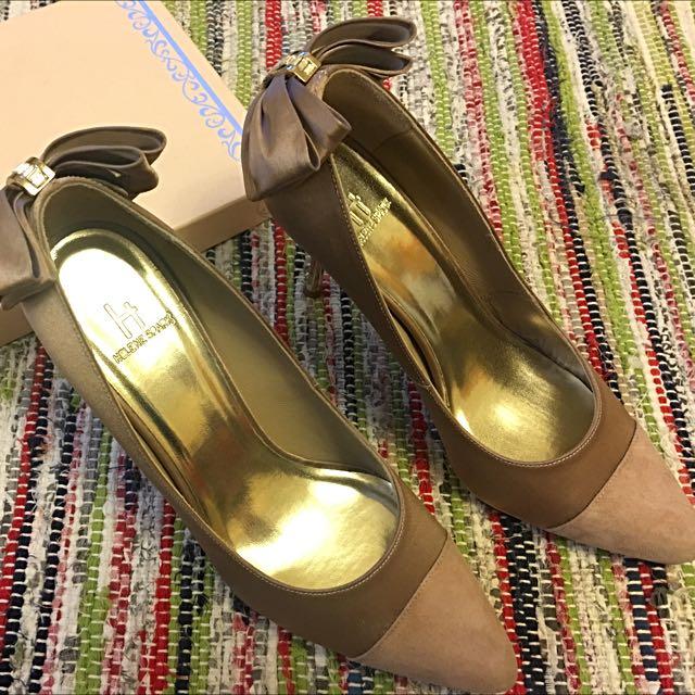 AS 副牌 HELENE SPARK 高跟鞋 婚鞋