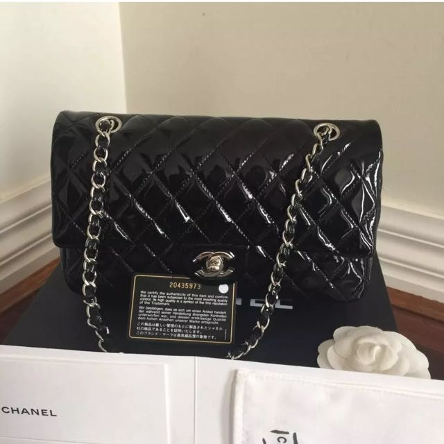 Authentic Chanel Bag Rrp $7850