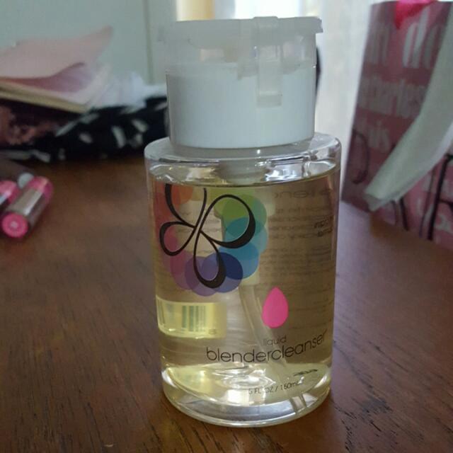 Beauty Blender Liquid Cleanser -- AUTHENTIC
