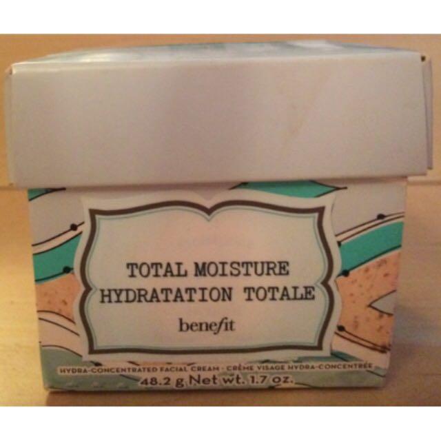 Benefit - Total Moisture Lotion