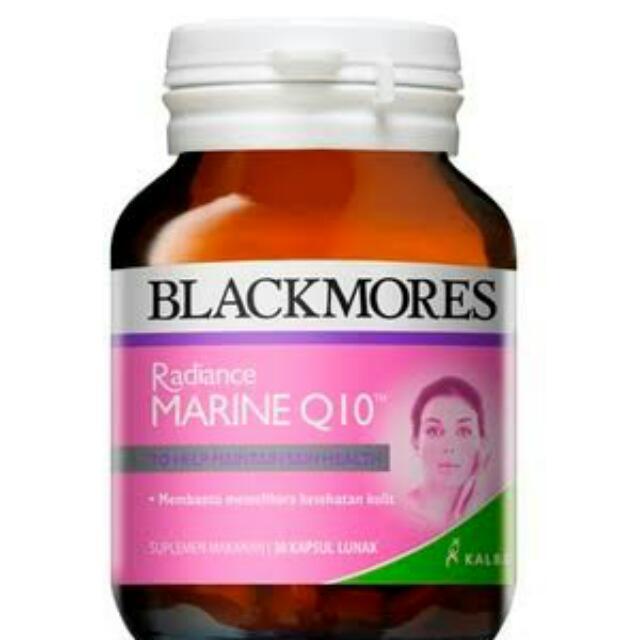 Black Mores Radiance Marine