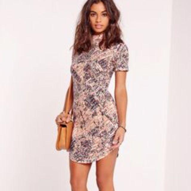 BNWT Missguided mini dress