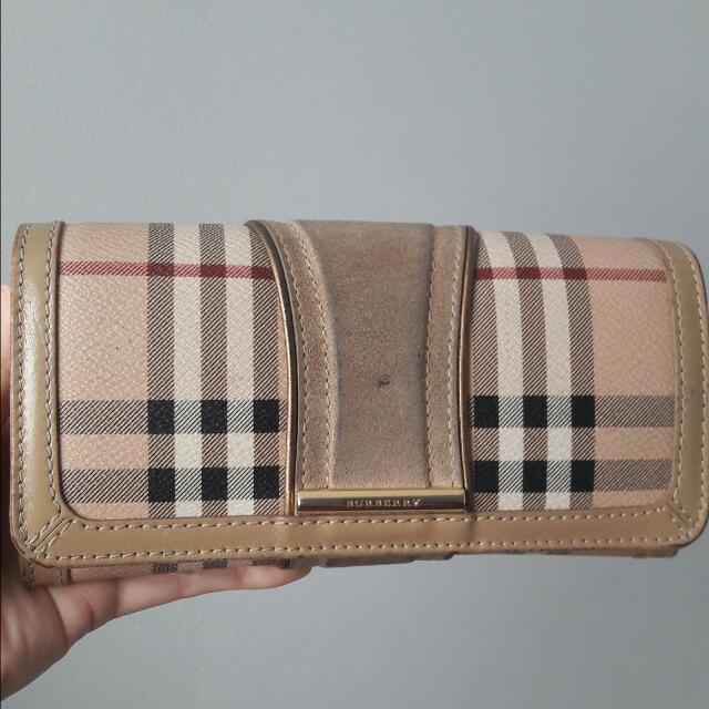 Burberry Wallet Ori