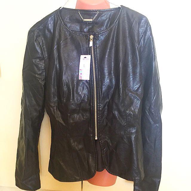 Calliope Leather Jacket
