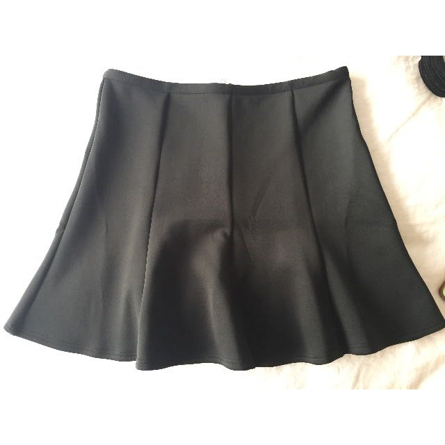 Camilla & Marc Black Skirt